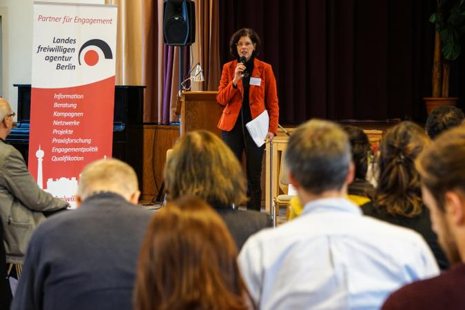 Begrüßung Carola Schaaf-Derichs